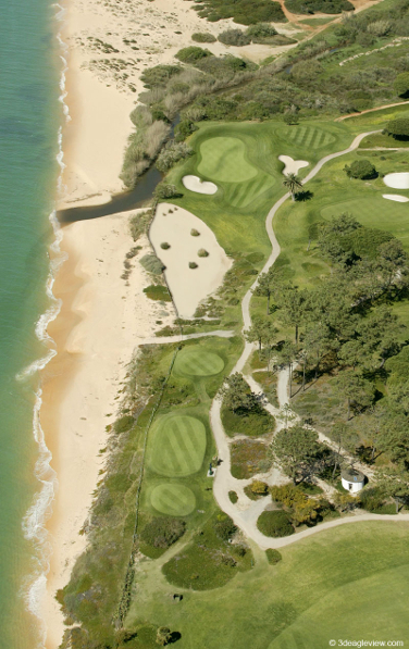 Ocean Golf Course - Hole 15