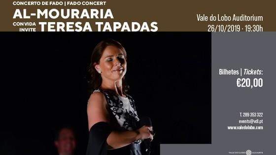 Al Mouraria invites… Teresa Tapadas