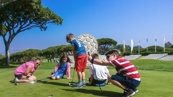 Easter 2017 Junior Golf Academy