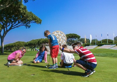 Easter 2017 Junior Golf Academy