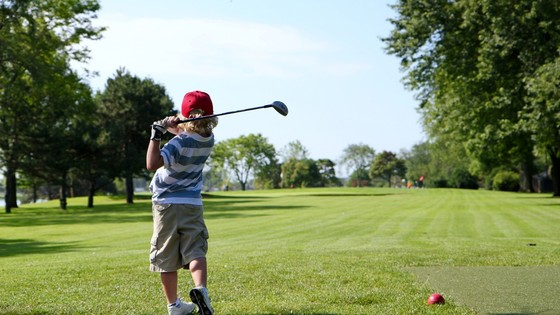 Easter 2019 Junior Golf Academy (Week 2)