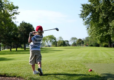 Autumn 2018 Half-term junior golf Academy