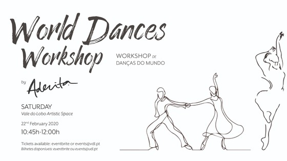 Workshop Danças do Mundo