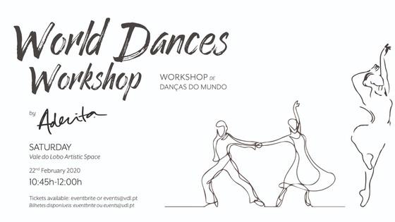 World Dances Workshop