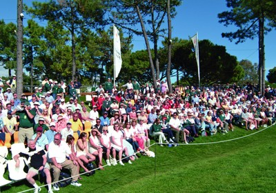 2003: Vale do Lobo hosts the Portuguese Golf Open Frederick Jacobs wins.