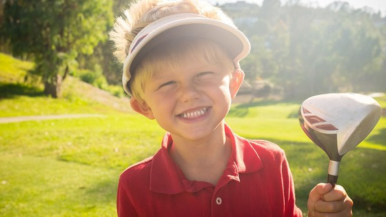 Autumn 2020 Half-term junior golf Academy
