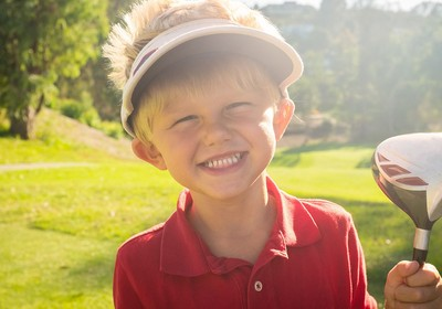 Autumn 2020 Half-term junior golf Academy