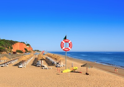 Summer days in Vale do Lobo