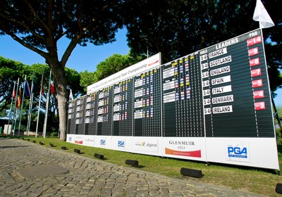 2010: Vale do Lobo hosts PGAs of Europe Golf Tournament