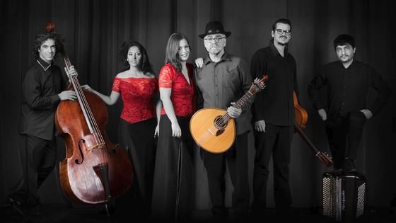 """Al-Mouraria"" Fado, Tango & Classics"