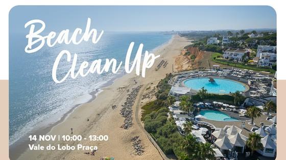 Ação Limpeza da Praia