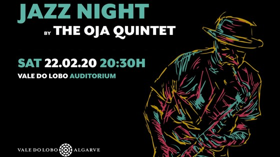 Jazz Night by The OJA Quintet