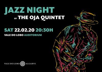 Jazz Night by The OJA Quintet