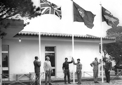 "1972: Third 9-hole golf course opens Third 9-hole golf course ""The Green"" and first Vale do Lobo Clubhouse opens"