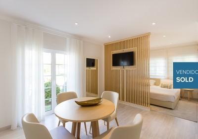 Apartamento estúdio com excelente localização
