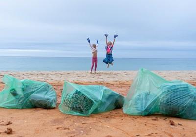Vale do Lobo Beach Clean Up