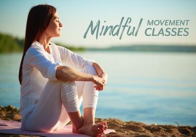 Aula sobre Movimento Mindful, 27 de Fevereiro