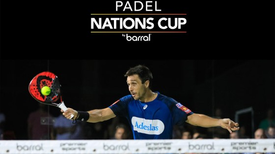 "Padle Nations Cup ""barral"" 2018"