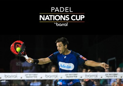 "Padel Nations Cup ""barral"" 2018"