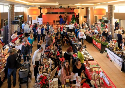 Mercado de Natal de Vale do Lobo 2019