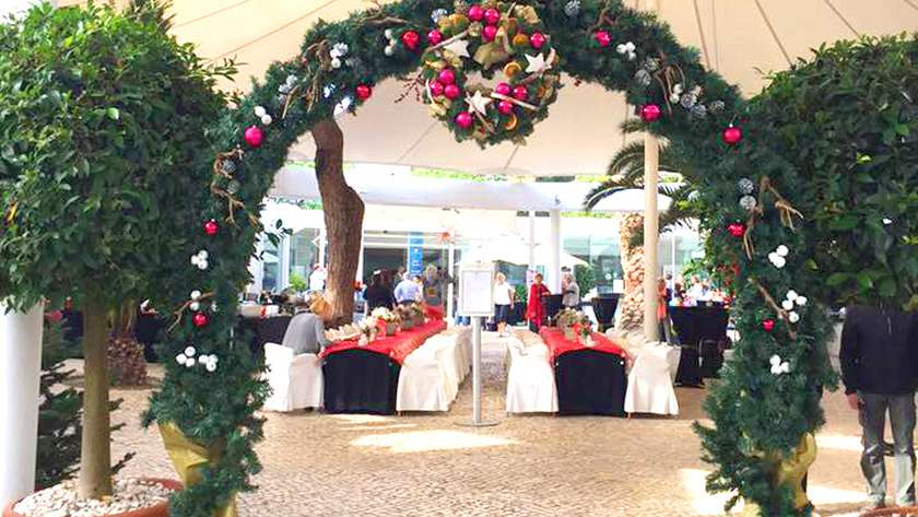 the christmas market will be taking place on saturday 3rd december from 1100h until 1700 in the vale do lobo parque do golfe entrance is free
