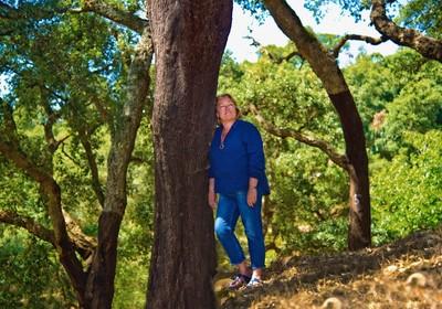 A sonhar com um passeio pela Natureza com Suzanne Radford