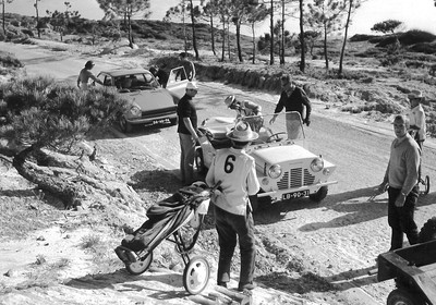 1971: Vale do Lobo hosts the Algarve Golf Open
