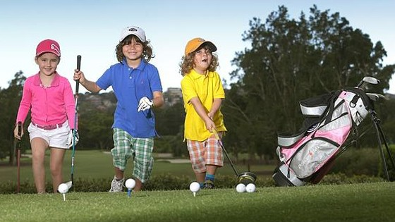 Easter 2019 Junior Golf Academy (Week 1)