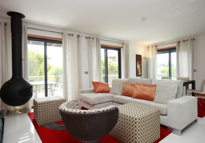 Margarida Apartment with Golf Views