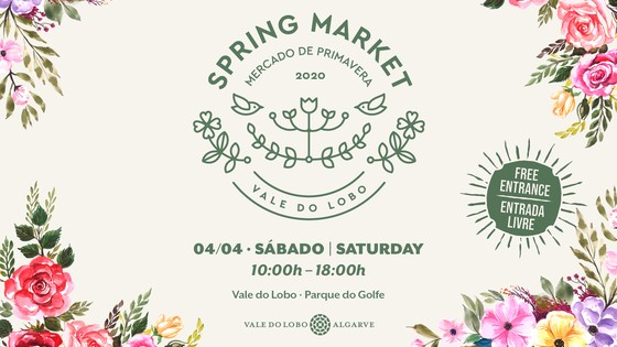 Mercado de Primavera de Vale do Lobo 2020