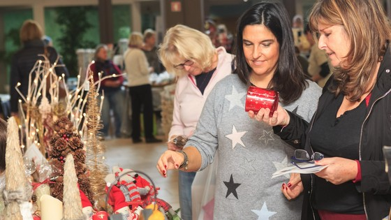 Charity Christmas Market 2017