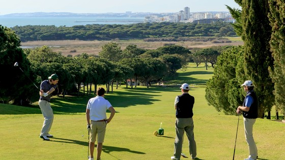 36º Open Foursomes Week 2018