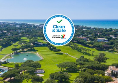 "Vale do Lobo certified with ""Clean & Safe"" seal"