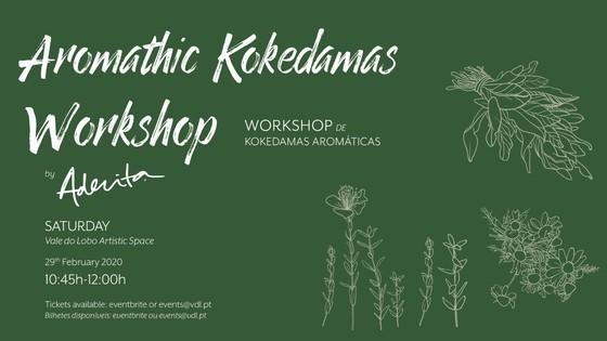 Aromathic Kokedamas