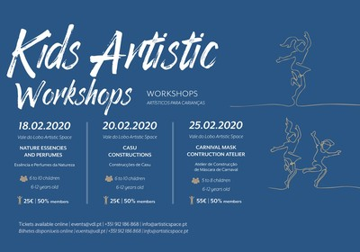 Kids Artistics Workshops by Aderita