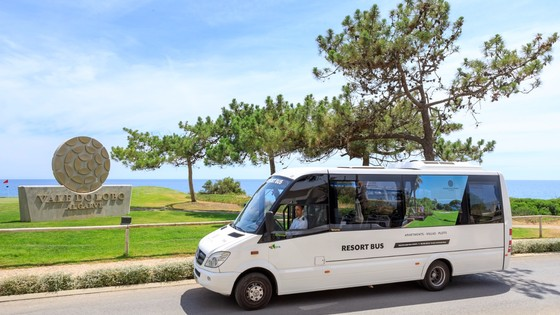 Resort Bus Service and APP