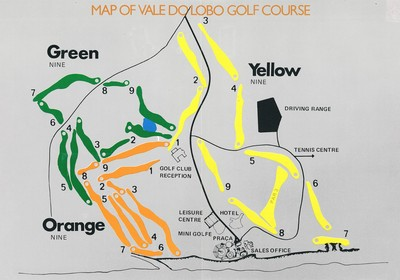 "1972: Third 9-hole golf course ""The Green"" opens"