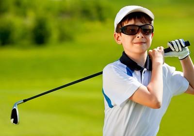 Academia de Golfe Juvenil de Fevereiro