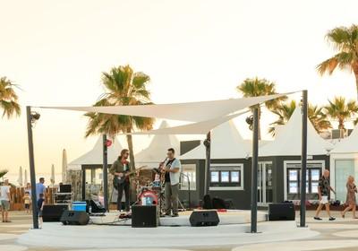 Live Music at Praça