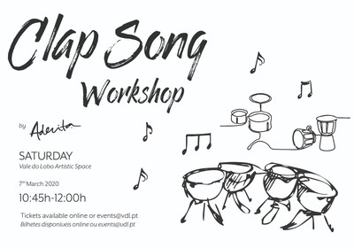 Clap Song Workshop by Aderita Silva
