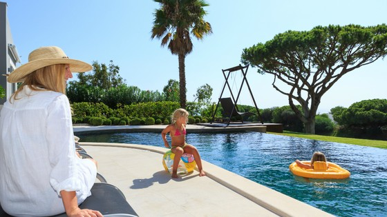 Families love Vale do Lobo!