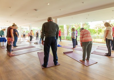 Mindful Movement Class 12th March
