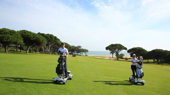 Surf nos fairways com os novos Golf Boards