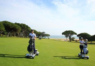 Surf the courses with Golf Boards
