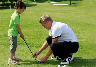 Academia de Golfe Juvenil Páscoa 2020 (semana 1)