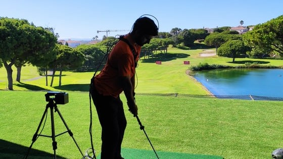 Golf Biomechanical Analysis