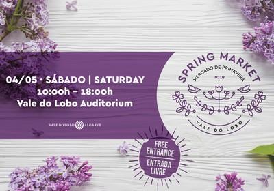 Mercado de Primavera de Vale do Lobo 2019