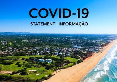 Statement Covid-19