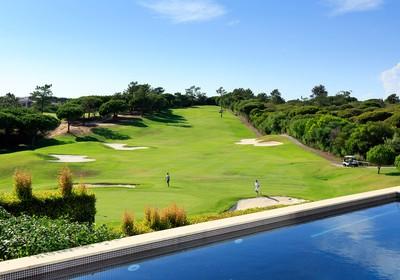 Contemporary Golf View Villa