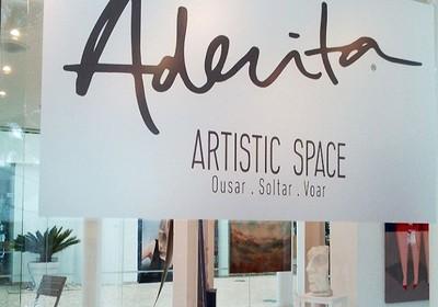 Aderita & Friends exhibition at the Aderita Artistic Space